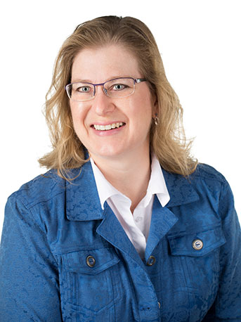 Suzanne O'Dell, Buffalo Chamber MN Office Manager