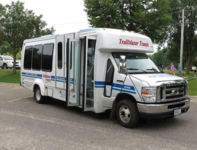 Pine City MN Bus Services